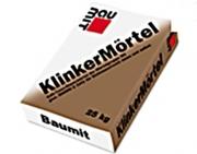 Растворимая смесь для кладки Баумит Клинкер Мьортель