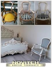 Реставрация мебели,  дверей,  лесниц и других изделий.