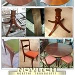 Ремонт і реставрація меблів,  дверей,  сходів,  кухоннх фасадів та інших
