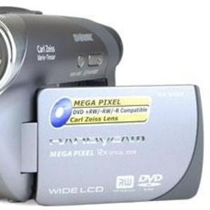 Продам DVD видеокамеру Sony DCR-DVD205.