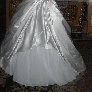 Продам белое свадебное платье р.46-48, колекция Maxima