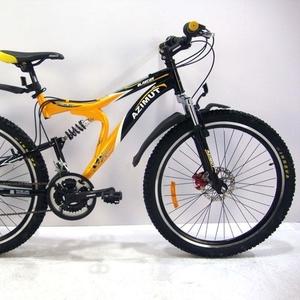 Продам гірські екстремальні,  дорожні,  bmx велосипеди Азимут,  Салют,  Mу