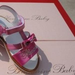 детская обувь Blumarine лето 2012