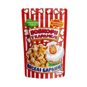 Попкорн в карамелі