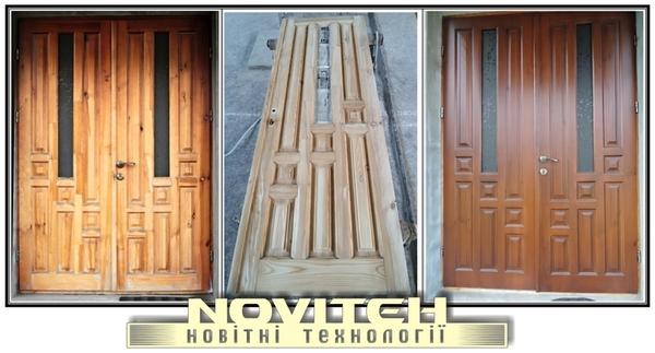 Ремонт і реставрація меблів,  дверей,  сходів,  кухоннх фасадів та інших  6