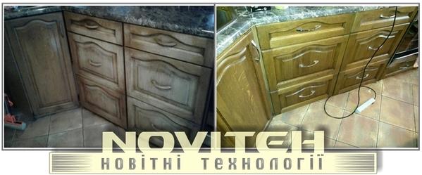 Ремонт і реставрація меблів,  дверей,  сходів,  кухоннх фасадів та інших  7