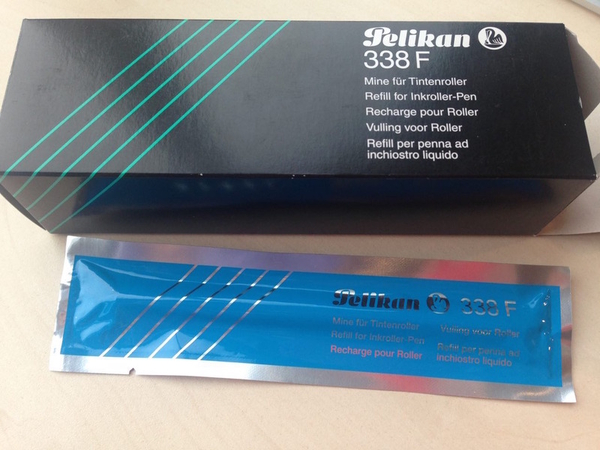 Купить стержень для ручки роллер Pelikan