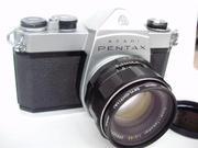 Продаётся плёночная камера Pentax asahi(Япония)